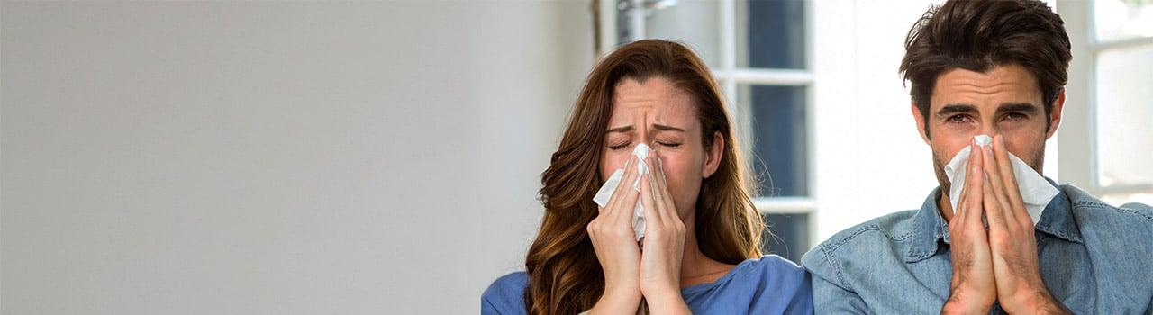 Il contagio dell`influenza