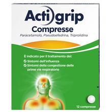 Actigrip Compresse