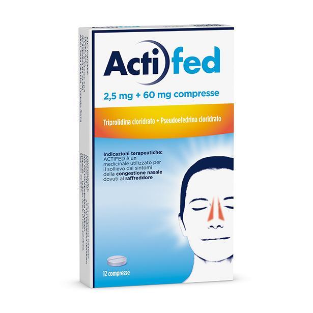 Actifed Compresse